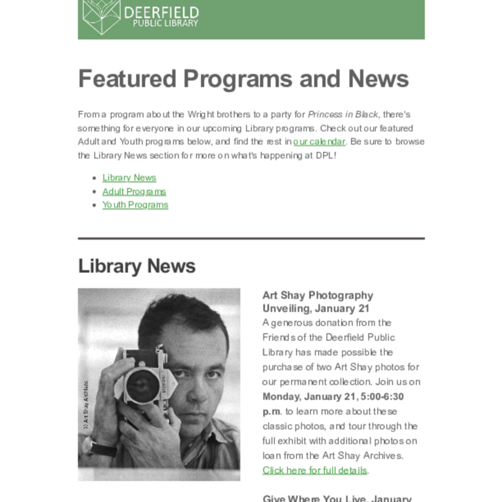 2019-1-10 January 2019 E-newsletter.pdf