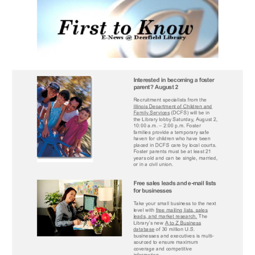 2014-7-25 First To Know! E-news.pdf