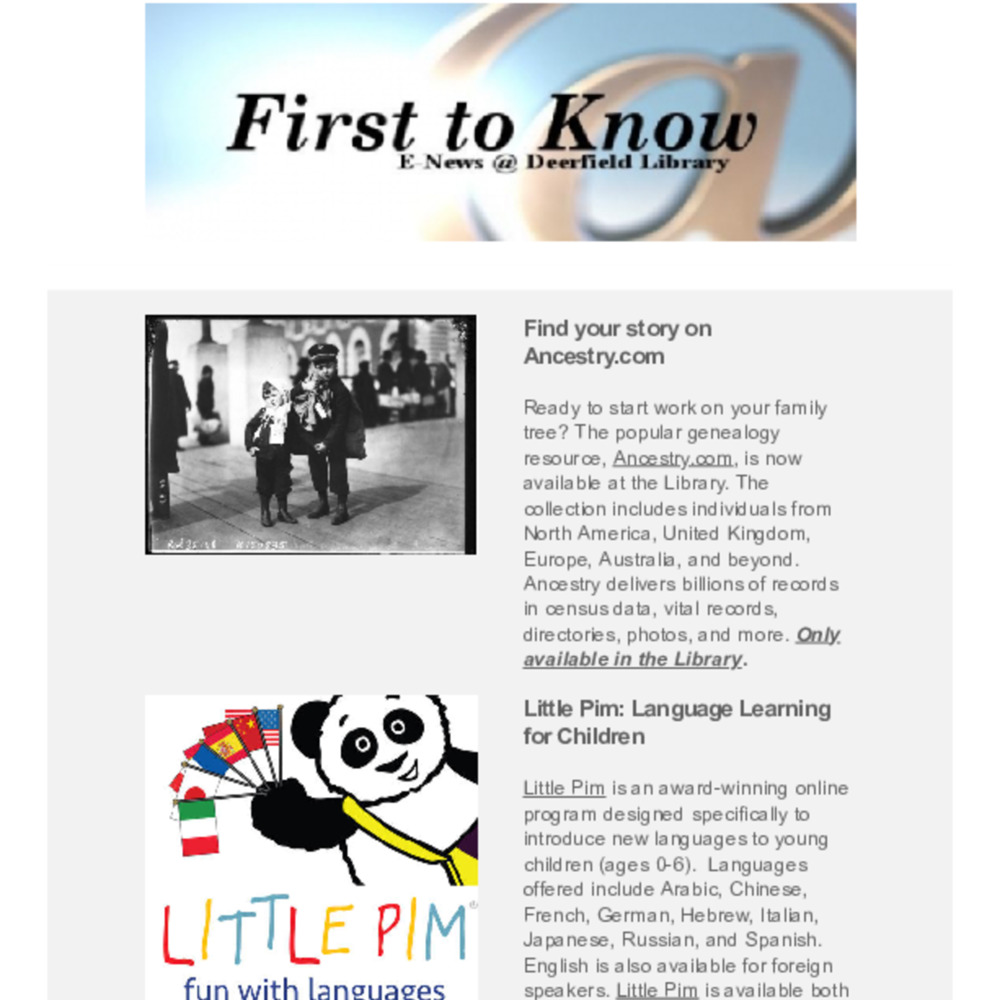 2014-9-19 First To Know! E-news.pdf