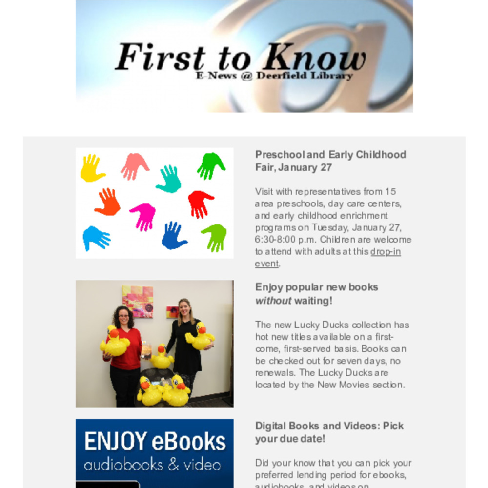 2015-1-23 First To Know! E-news.pdf