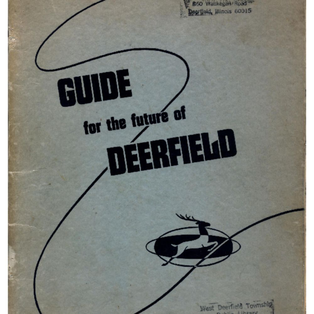 Guide for the Future of Deerfield